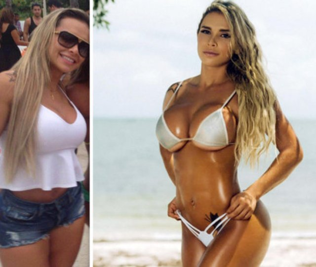 Chubby Teenager Transforms Into Hot Fitness Model In Just One Year Daily Star