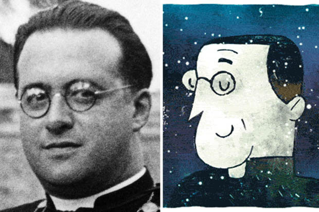 Georges Lemaître Big Bang theory