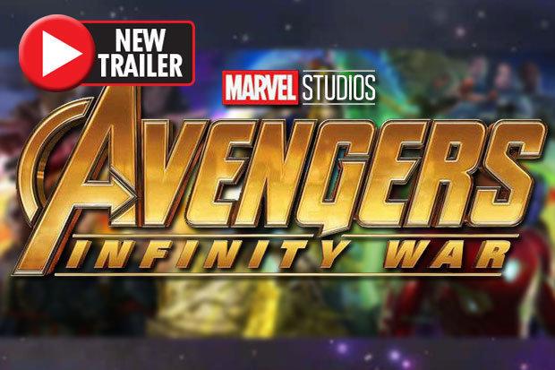 Avengers Infinity War: WATCH Super Bowl trailer online ahead of UK release