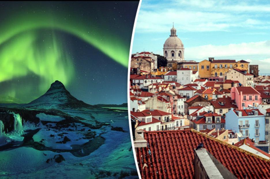 Northern Lights Cheap Breaks