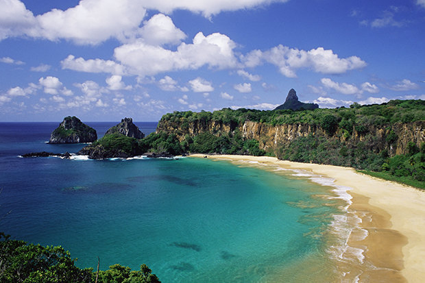 Baia do Sancho in Brazil