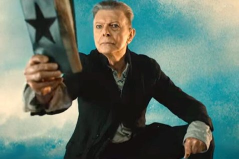 David Bowie in Blackstar