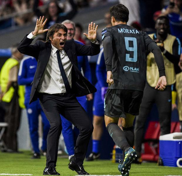 Chelsea Transfer News Alvaro Morata PICTURED With