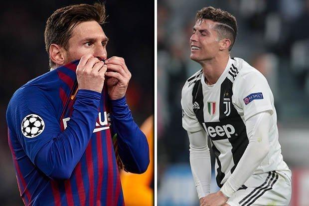 Lionel Messi-Cristiano Ronaldo