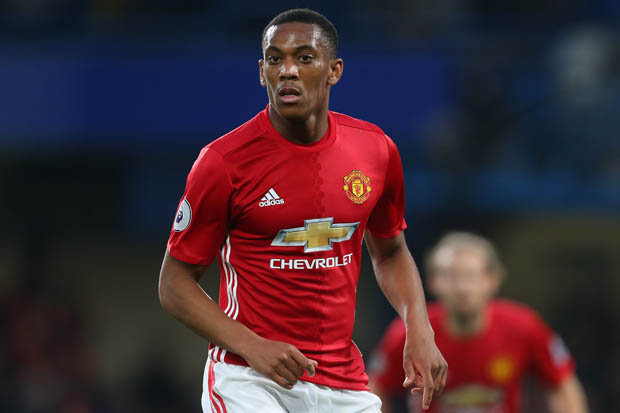 Image result for martial getty images  Manchester United fans will agree with Martial's comment on this brilliant Solskjaer decision Anthony Martial 565361