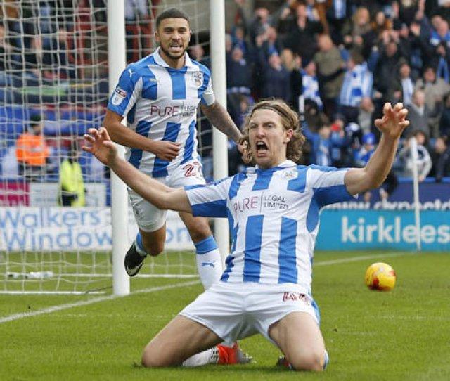 Michael Hefele It Is A F Dream To Score The Winner Against Leeds