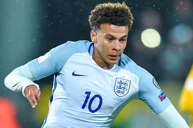 Man Utd News Barcelona Tracking 134m Dele Alli Real
