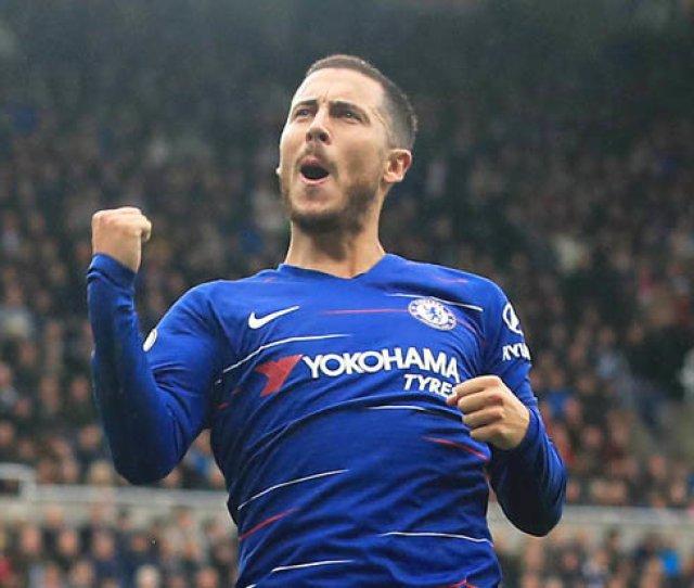 Chelsea News Eden Hazard