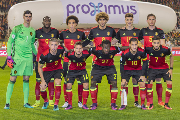 Image result for current belgium national team