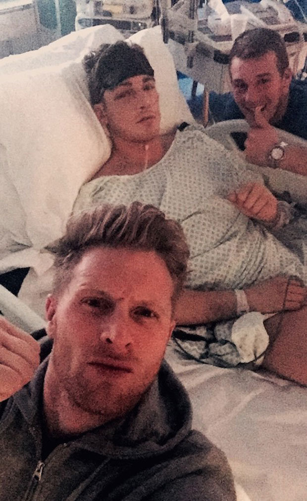 Nick Blackwell Begins Recovery After Awaking From Coma Daily Star