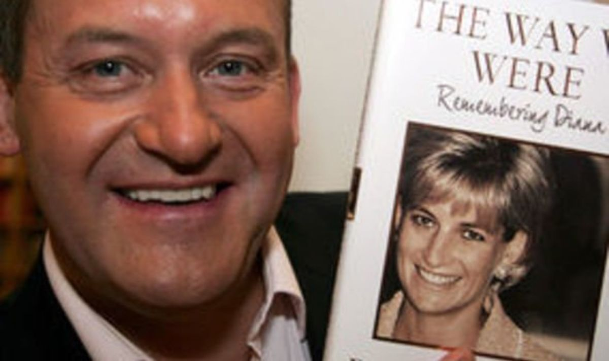 Paul Burrell Diana s former butler
