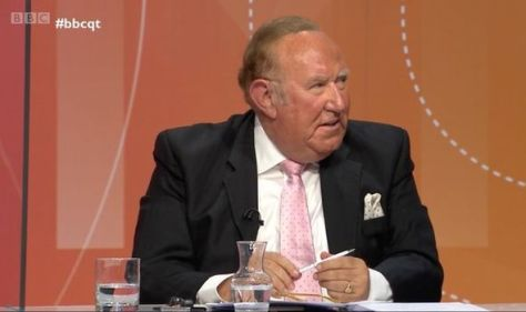 'Couldn't be happier' Andrew Neil confirms he will never appear on GB News again