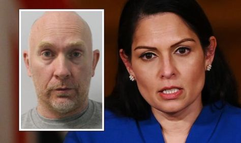 Priti Patel fumes at 'abuse of power and trust' as she hits out at 'monster' Sarah killer
