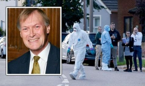 'People have turned up at my home' David Amess's haunting words months before death