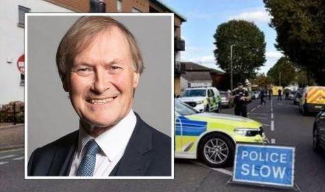 Sir David Amess: Met police declare MP's murder as 'terrorist incident'