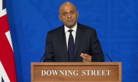 Covid LIVE: Act now before it's too late! Boris issued stark NHS warning as cases explode