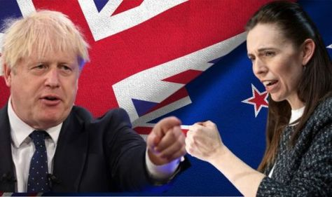 'Poor Remoaners have egg on their face' Britons cheer £2.3bn New Zealand trade deal