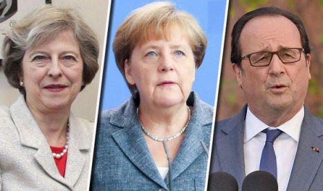 We hope to keep Britain close after Brexit: Angela Merkel