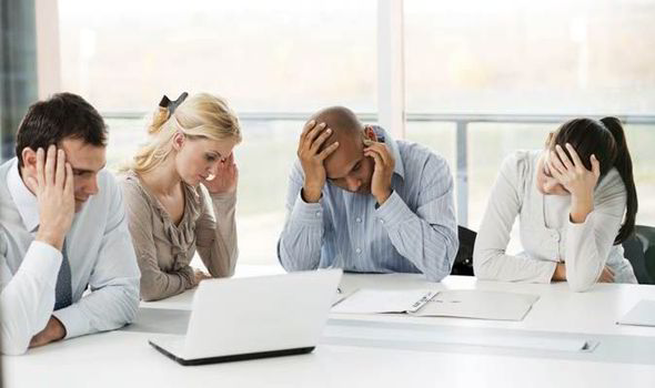 Image result for staff unhappy
