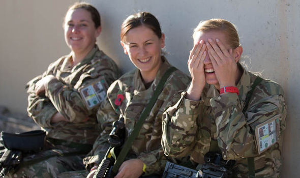 Image result for scottish women soldier images