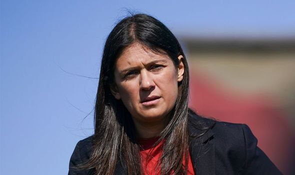 Lisa Nandy: The shadow Foreign Secretary is hopeful that Labour will regroup