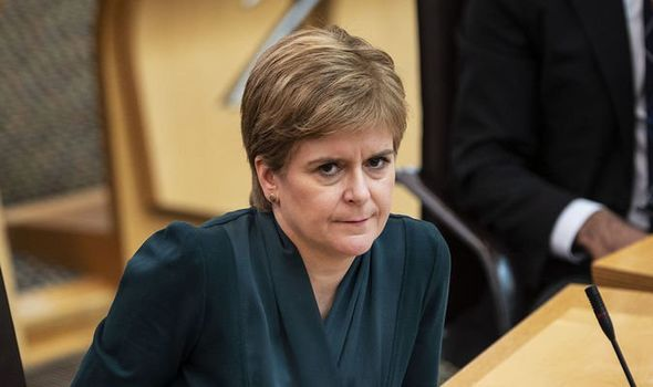 Nicola Sturgeon: France was previously hesitant to support Scottish independence