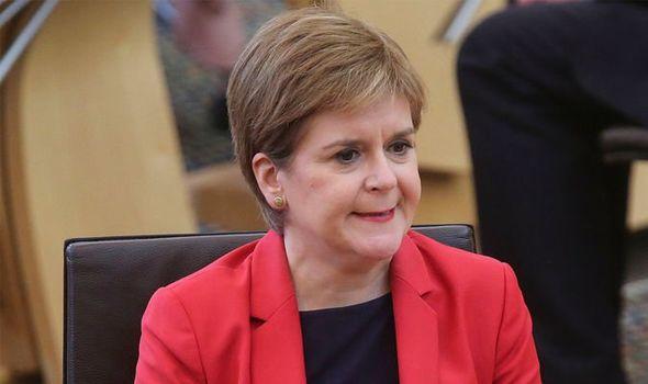 Nicola Sturgeon: The Scottish First Minister's independence plans were dealt a hammer blow