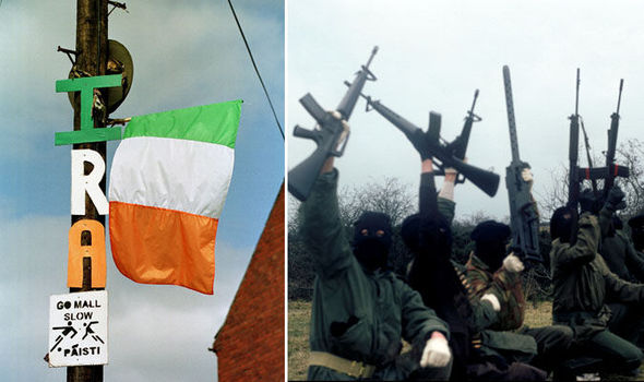 Forget ISIS Real IRA Could Attack Mainland Britain