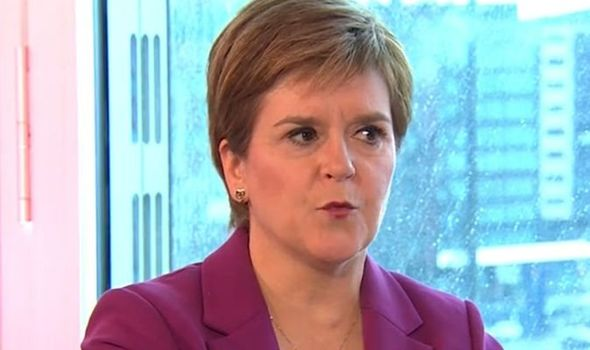 Sturgeon shots herself in foot: SNP's 'fantasy' plan to woo voters for Indyref2 under fire
