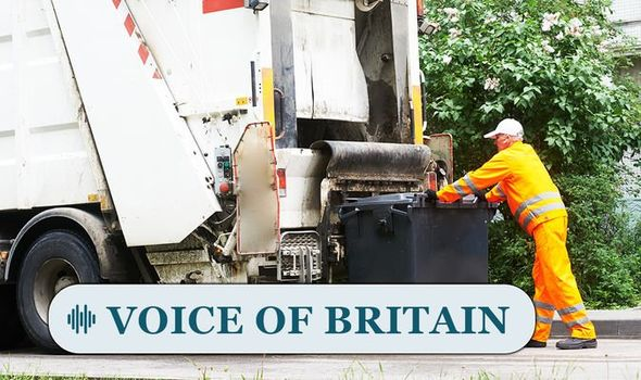 bin collection crisis