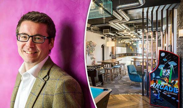 Chris Morling, CEO of Money.co.uk
