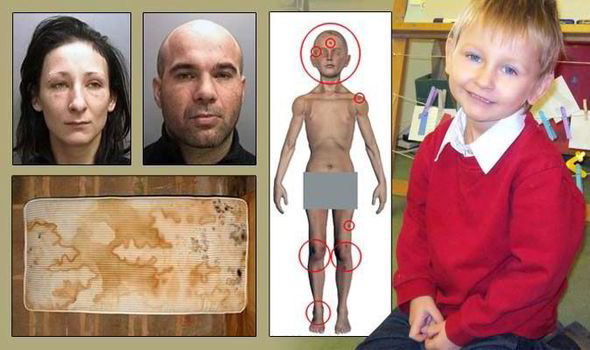 Magdelena Luczak 27 and her partner Mariusz Krezolek have been found guilty of murdering Daniel