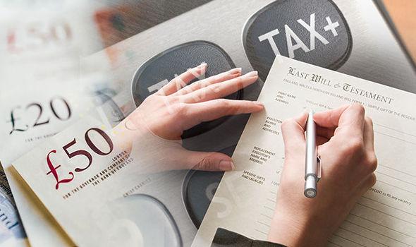 inheritance tax 100 per cent