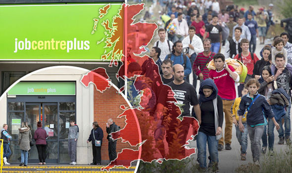 Economic migrants will be favoured for a host of jobs