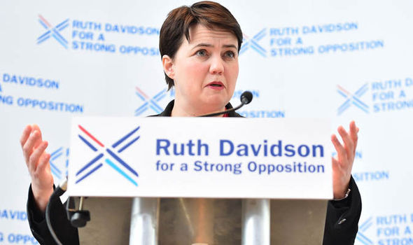 Image result for ruth davidson images