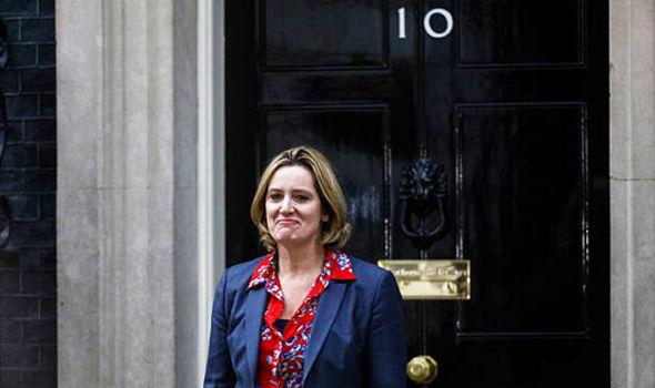 Amber Rudd immigration EU Brexit