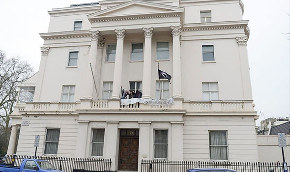 Belgravia mansion
