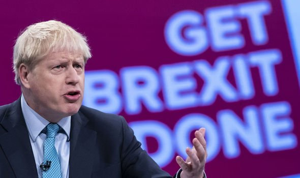 Boris Johnson leaves the EU with or without a deal