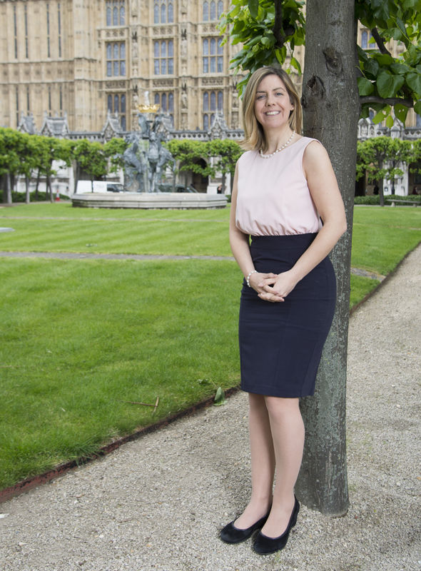 MP Andrea Jenkyns
