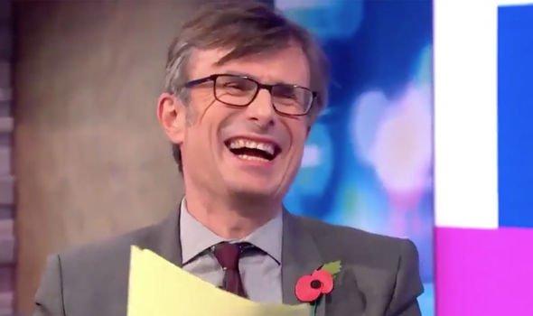Brexit: Peston found it hilarious