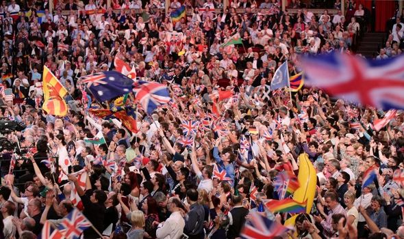 Brexit news: the group hopes to see EU flags posted on social media