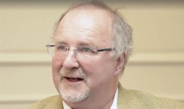 The Reverend Dr Gavin Ashenden has left the Church