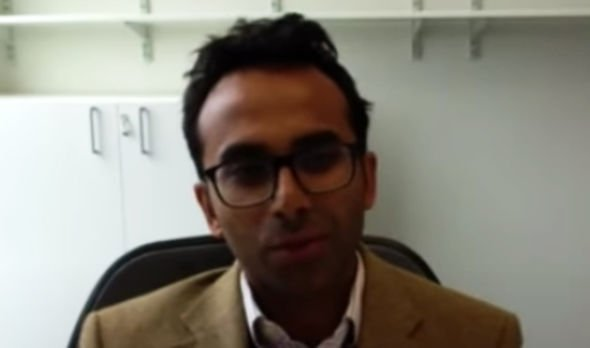 Cambridge University Professor Ravi Gupta