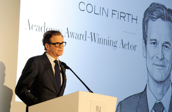 Colin Firth traded his british citizenship for Italy