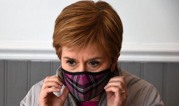 Coronavirus: Scotland will move in step with England in easing coronavirus restrictions
