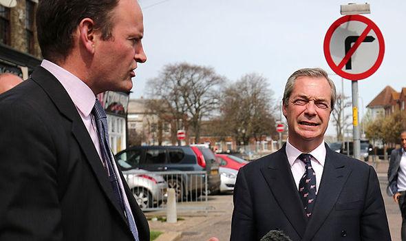 Douglas Carswell Nigel Farage