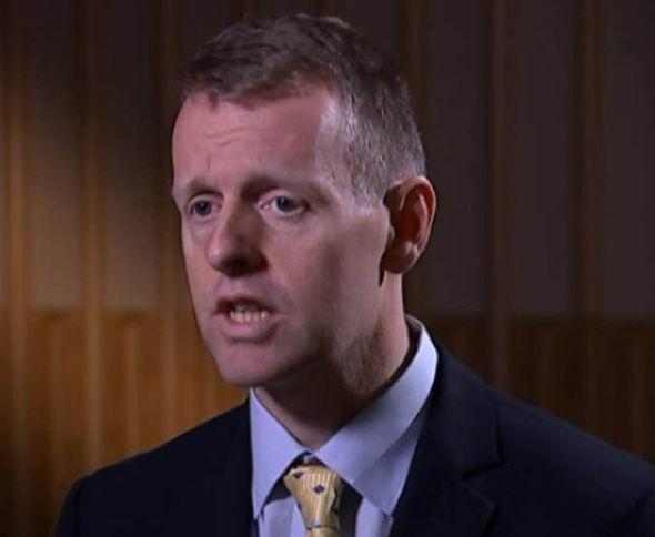 Dr Adrian Boyle