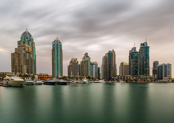 More than 100,000 British people live in the Untied Arab Emirates
