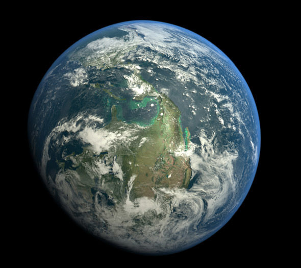 NASA looked at climate changing activities across the globe for the study