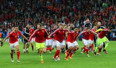 Euro 2016: Wales reached the semi-finals of Euro 2016 but were knocked out by Portugal who won it